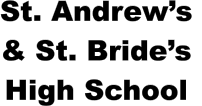 St. Andrew's  & St. Bride's High School